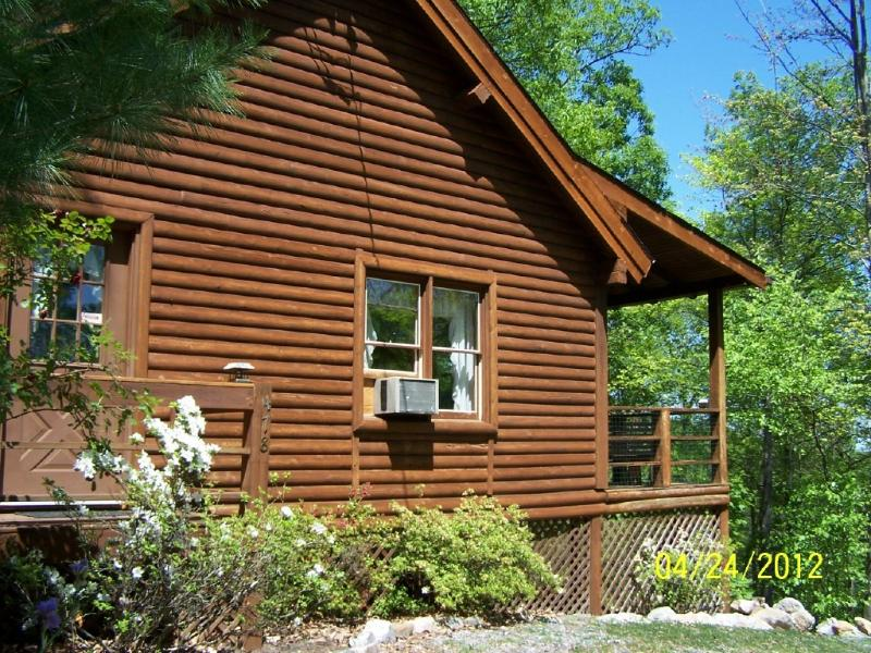 Browns Log Cabin - Image 1 - Luray - rentals