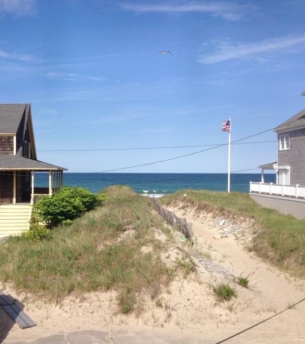 Steps from the beach - $2000/4br - Humarock Beach Summer Vacation Rental - Marshfield - rentals