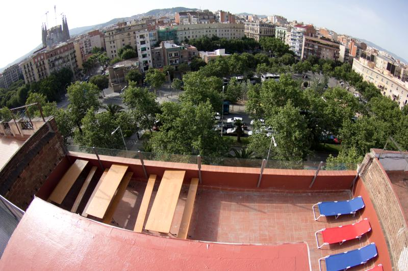 DiagonalFlats > Diagonal Apartments > Common terrace - Best located Apartments with WiFi - DiagonalFlats - Barcelona - rentals