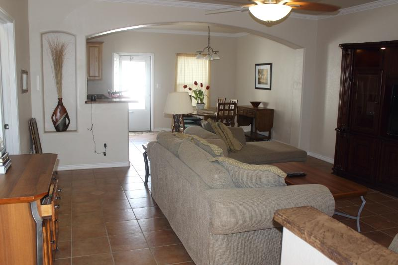 Living Room - Island Dream Stay - Corpus Christi - rentals