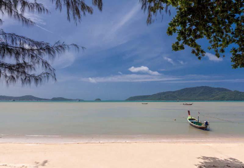 Villa Tropical BeachFront with exclusive location - Image 1 - Rawai - rentals