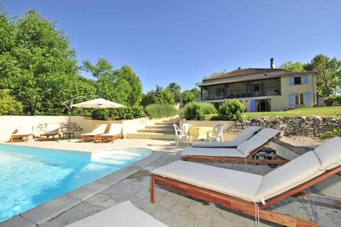 4 bedroom Villa in Montaigu De Quercy, South West France, France : ref 2226429 - Image 1 - Saint-Matre - rentals