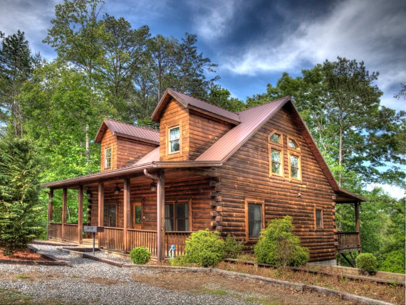 Oak Ridge Cabin - Oak Ridge Cabin - Bryson City, North Carolina - Bryson City - rentals