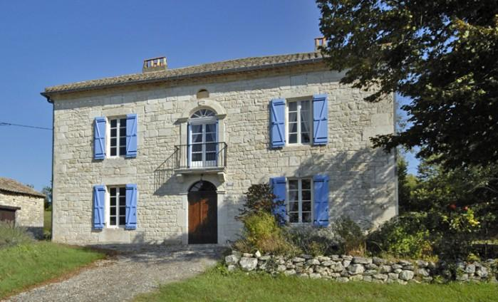 4 bedroom Villa in Touffailles, South West, France : ref 2018002 - Image 1 - Lacour de Visa - rentals