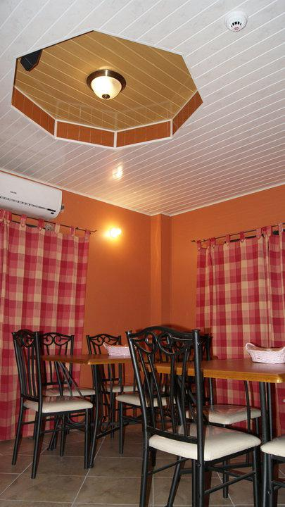 Corner view of Dining Room - Abriannas  Inn  Bed  &  Breakfast - Port of Spain - rentals