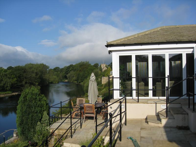 River Room - River Cottage - Barnard Castle - rentals