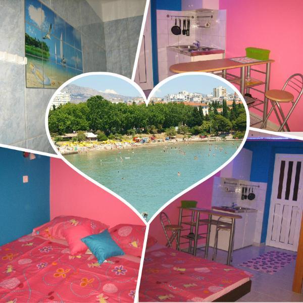 ❤  DESIGNER apartment*best ★beach/old town *WOW - Image 1 - Split - rentals