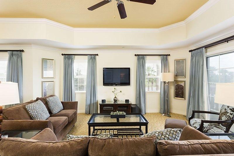 3 Bed Luxury Condo 6 Miles to Disney! - Image 1 - Kissimmee - rentals