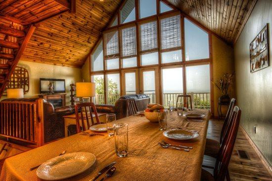 The Cloud Lodge - The Cloud Lodge - long range mountain views! - Blue Ridge - rentals