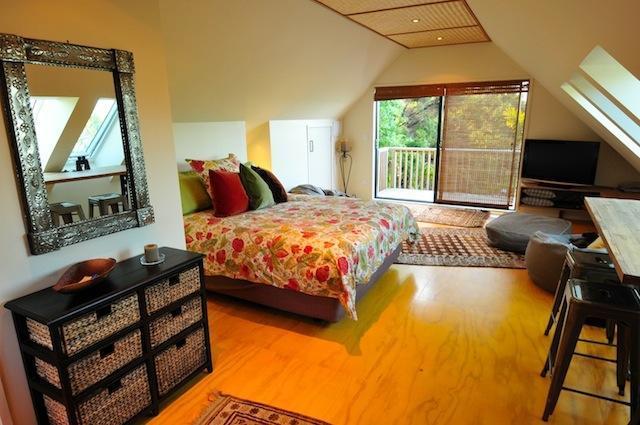Loft Studio - Bay Of Islands Beach House Loft - Russell - rentals