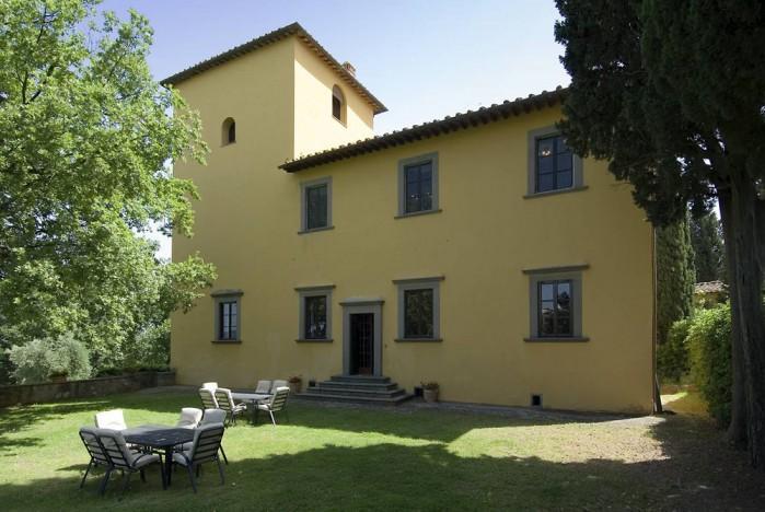 7 bedroom Villa in Impruneta, Nr Florence, Tuscany, Italy : ref 2226452 - Image 1 - Impruneta - rentals