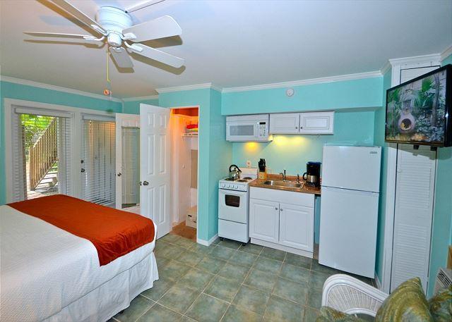 """ISLANDS IN THE STREAM""  - Papa`s Hideaway Historic Inn - Studio (First FlR) - Image 1 - Key West - rentals"