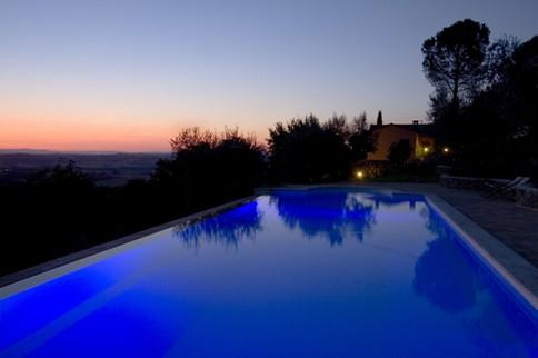 Pool - Umbria luxury 2 bedroom apartment (BFY13198) - Paciano - rentals