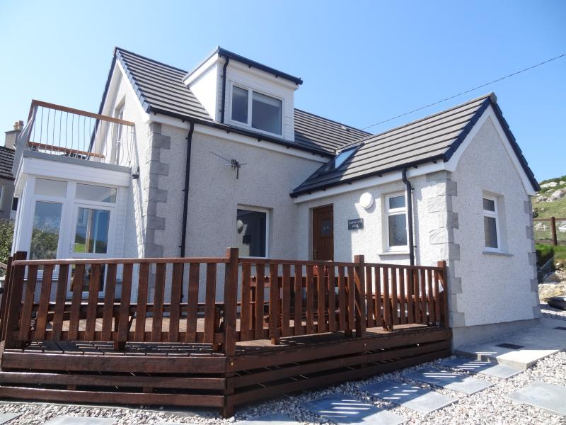 Enjoy a wonderful Hebridean holiday at Bannatyne House, Scalpay, Harris - Bannatyne House - Isle of Harris - rentals