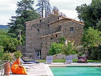 4 bedroom Villa in Cros, Cevennes, France : ref 2000050 - Image 1 - Monoblet - rentals
