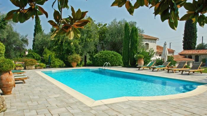 5 bedroom Villa in Tourrettes Sur Loup, Cote D Azur, France : ref 2226435 - Image 1 - Tourette-sur-Loup - rentals