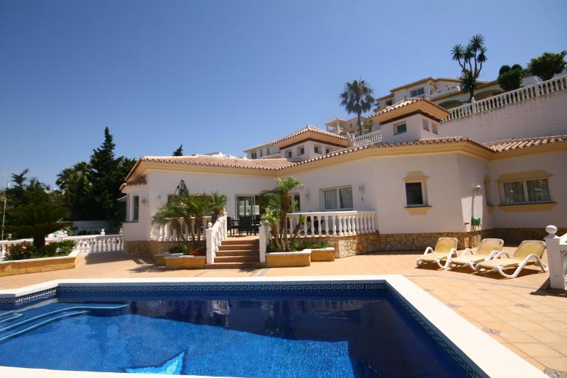 Mijas Costa Villa 1449 - Image 1 - Mijas - rentals