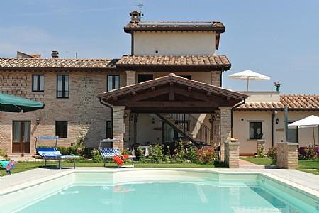 Villa Vezzosa D - Image 1 - Citerna - rentals
