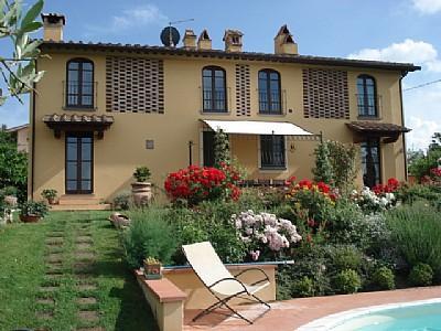 Villa Tessa - Image 1 - Castelfiorentino - rentals