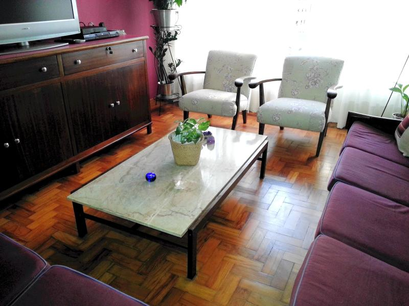 Living Room - Exclusive district Vila Nova Conceicao - Itaim - Sao Paulo - rentals