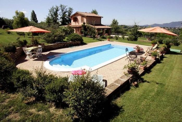2 bedroom Villa in Selci Sabino, Lazio, Italy : ref 2018027 - Image 1 - Cantalupo In Sabina - rentals