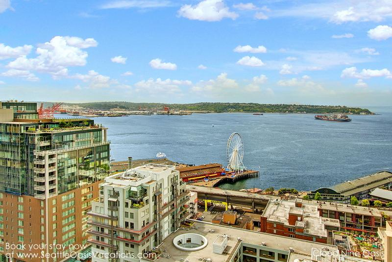 2 Bedroom 2 Bathroom Cloud Nine Oasis Overlook Pike Place Market! - Image 1 - Seattle - rentals