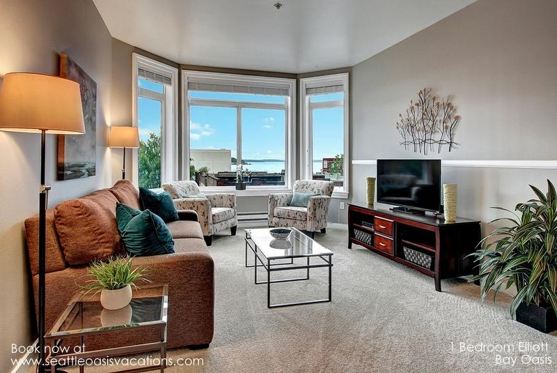 1 Bedroom Elliott Bay Oasis! - Image 1 - Seattle - rentals