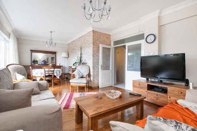 Feeling Home,3 BR,Roomy @ Taksim ! - Image 1 - Istanbul - rentals