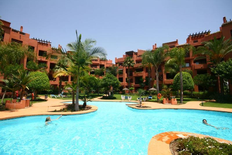 Beach Side Apt  - 1253 - Image 1 - Malaga - rentals