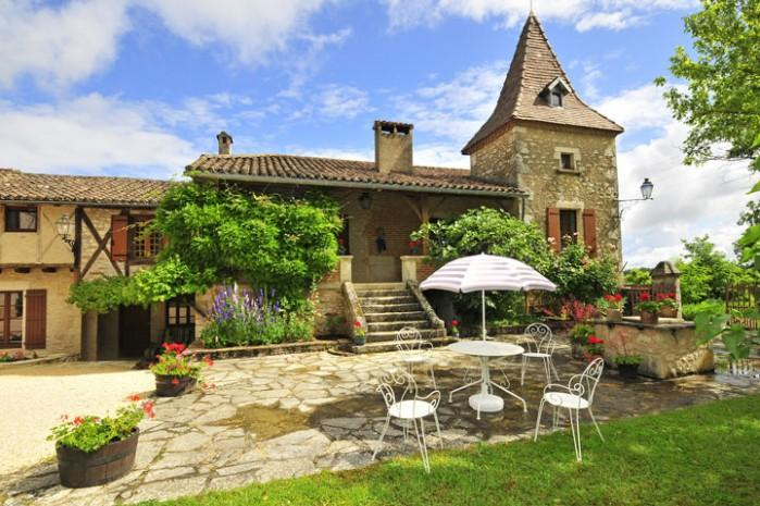 7 bedroom Villa in Albas, South West, France : ref 2018040 - Image 1 - Anglars-Juillac - rentals