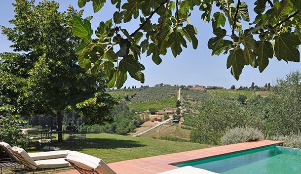 7 bedroom Villa in Barberino Val D Elsa, Firenze Area, Tuscany, Italy : ref 2230476 - Image 1 - Barberino Val d'Elsa - rentals