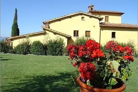 Casa Leggiadra A - Image 1 - Castelfranco di Sopra - rentals