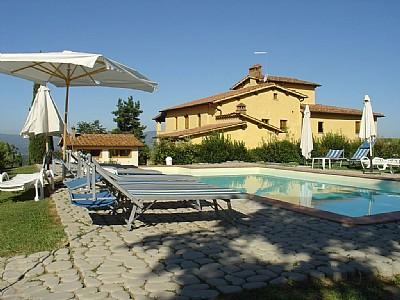 Casa Leggiadra D - Image 1 - Castelfranco di Sopra - rentals