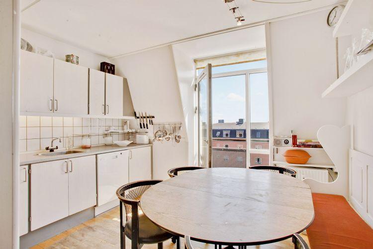 Borgmester Jensens Allé Apartment - Bright Copenhagen apartment opposite the Faelled Park - Copenhagen - rentals