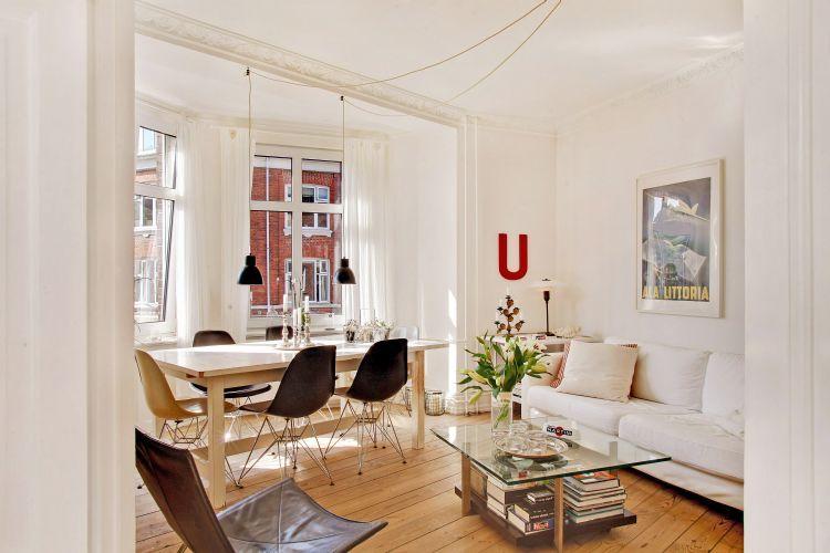 Krausesvej Apartment - Classic Copenhagen apartment at Oesterbro - Copenhagen - rentals