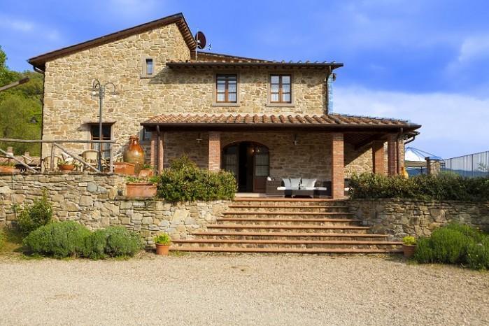 6 bedroom Villa in Molin Nuovo, Tuscany, Italy : ref 2018079 - Image 1 - Palazzo del Pero - rentals