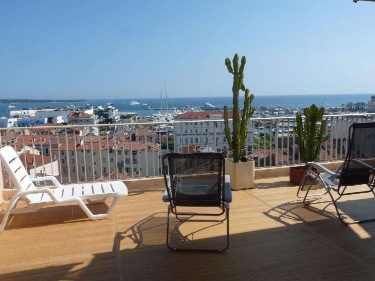 Port Terrace - Image 1 - Cannes - rentals