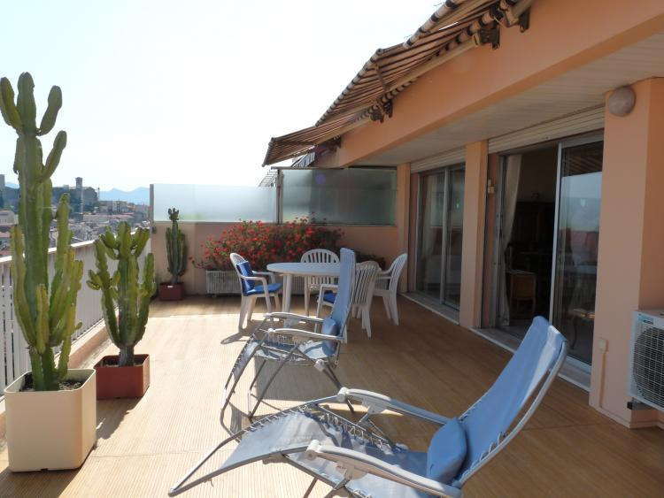 Port Terrace - Image 1 - Cannes - rentals