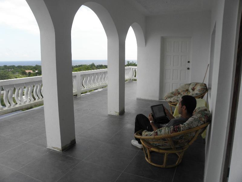 veranda - Mr Barrys - Portland - Port Antonio - rentals