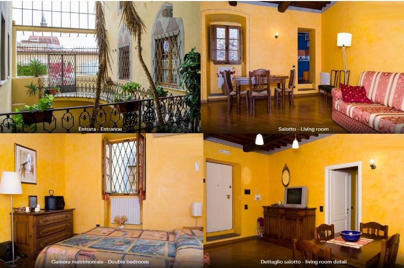 Pics of the apartment - Discovering Tuscany? Pistoia 100 mt from the Dome - Pistoia - rentals
