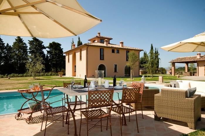 4 bedroom Villa in Montelopio, Tuscany, Italy : ref 2018092 - Image 1 - Ghizzano - rentals