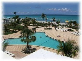 Pool - Luxury Oceanfront  with direct ocean view - Hollywood - rentals