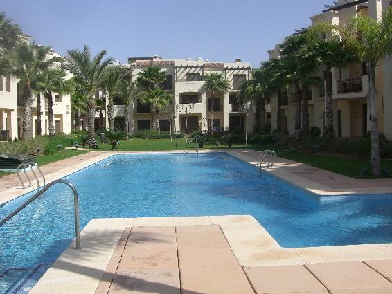 Roda Golf Apartment La Casita sleeps 4 , free WIFI - Image 1 - Los Alcazares - rentals