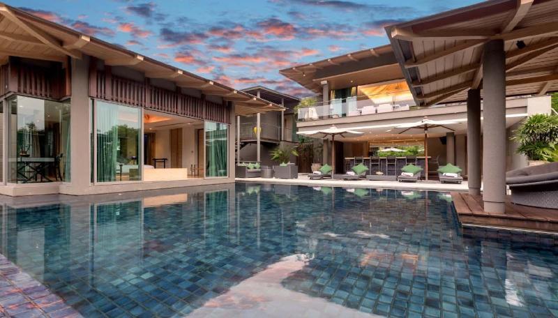 Villa Tropical Nest - Top Luxury Villa retreat - Image 1 - Thalang - rentals