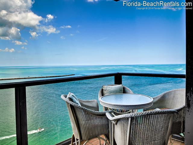 440 West Condos 1207 S 2 Bedroom split plan in 440 West - Image 1 - Clearwater Beach - rentals