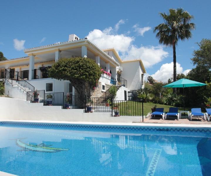 Villa El Rosario FSR - Image 1 - Marbella - rentals