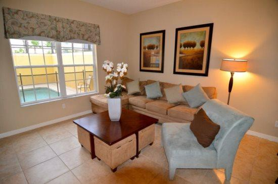4 Bed 3 Bath Town Home In Paradise Palms. 8953MPR - Image 1 - Orlando - rentals
