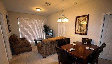 Desirable Vista Cay 3 Bedroom 2 Bath Condo with Lanai. 4114BD-201 - Image 1 - Orlando - rentals