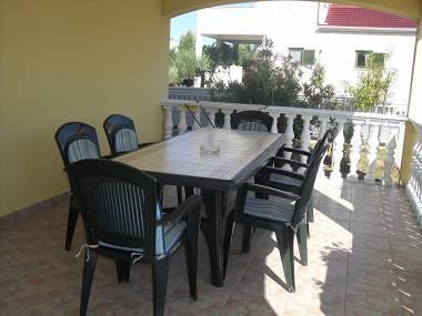 A2(6+2): terrace - 35409 A2(6+2) - Vir - Vir - rentals
