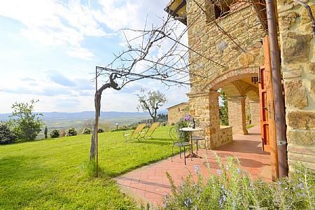 Villa Arcanda B - Image 1 - Rigutino - rentals